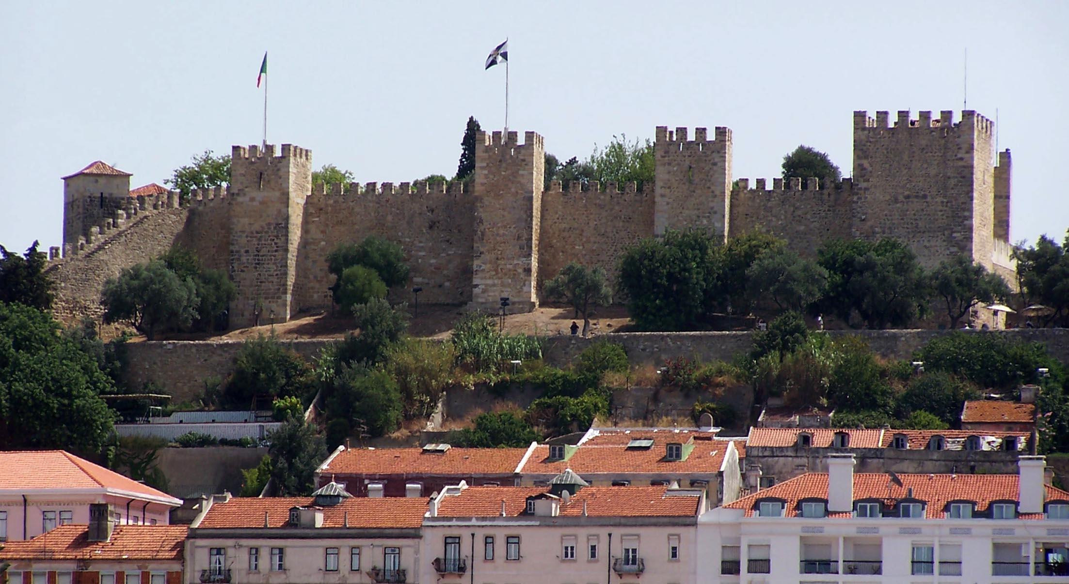 VOYAGES DETUDES 2016 chateau des Maures Lisbonne